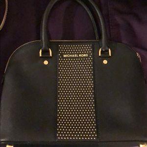Handbags - Black mid sized Michael kors handbag